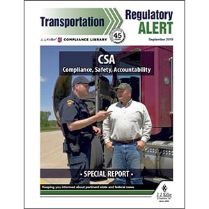Special Report - CSA: Compliance, Safety, Accountability