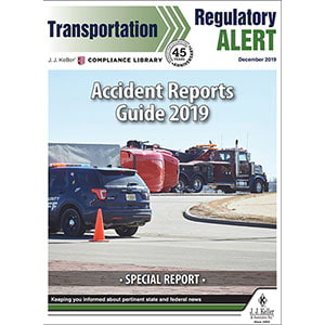 Special Report - Accident Reports Guide 2019
