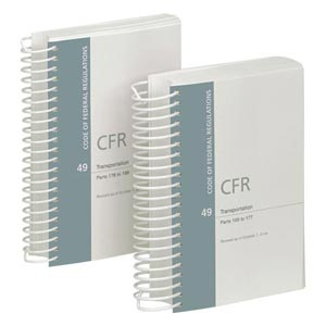 49 CFR Parts 100-199