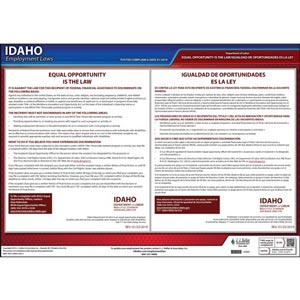 Idaho EEO Poster
