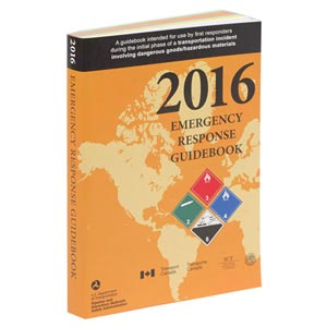 2016 Emergency Response Guidebook (ERG) - Single Copy