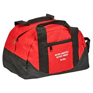 Active Shooter/Active Threat Duffel Bag