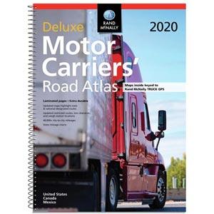 Rand McNally Motor Carriers' Road Atlas