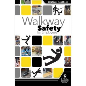 Walkway Safety for Employees - Employee Handbook
