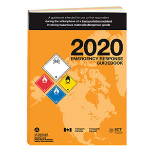 2020 Emergency Response Guidebook (ERG)