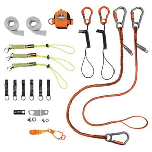 Concrete and Mason's Tool Tethering Kit