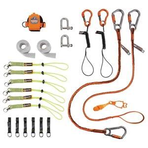Scaffolder's Tool Tethering Kit