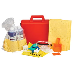 Battery Acid Spill Cleanup Kit