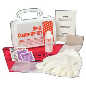 Bloodborne Pathogens Spill Clean-Up Kit