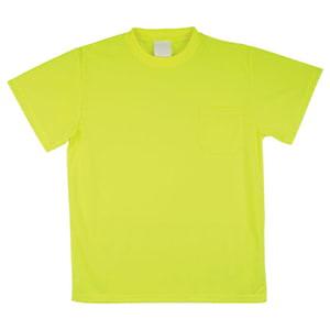 J. J. Keller™ SAFEGEAR™ Non-Certified Lime T-Shirt