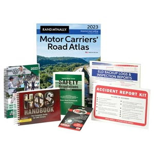 New Truck Driver Essentials Safety Kit