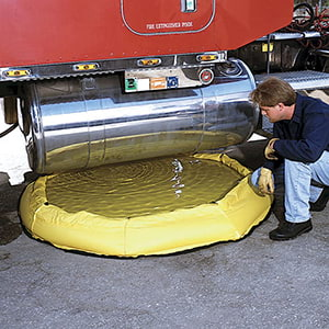 Ultra Pop-Up Spill Containment Pool - 66 Gallons