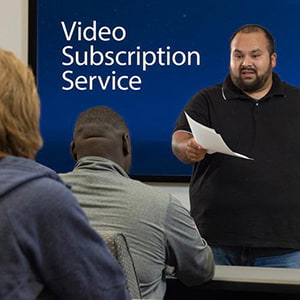 Video Subscription Service