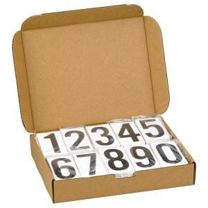 Vinyl Numbering Kits