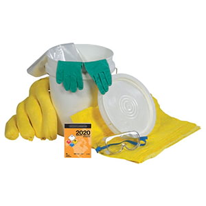 5-Gallon Hazmat Spill Kit - Hazmat