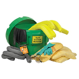 20-Gallon Hazmat Spill Kit - Hazmat