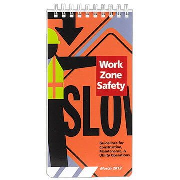 Work Zone Safety Guidelines Handbook