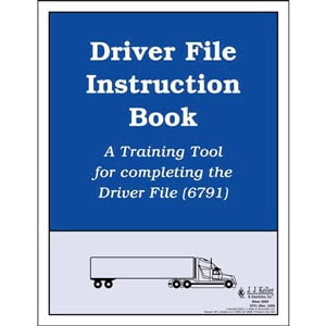 Driver File Instruction Book