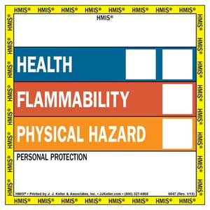 HMIS® III Labels - Square