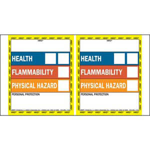 HMIS® III Labels - Pin-Feed