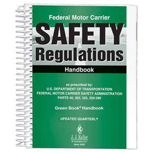 Federal Motor Carrier Safety Regulations Handbook (Green Book®)
