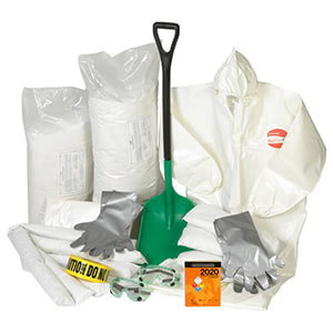 Universal Spill Clean-Up Kit w/85-Gallon Salvage Drum