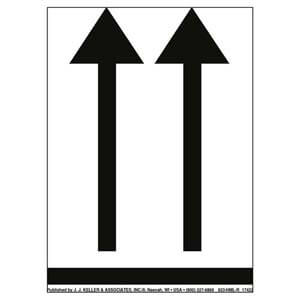 Orientation Arrows - Aircraft Package Marking