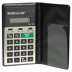 Trucker Log Chek™ Calculator