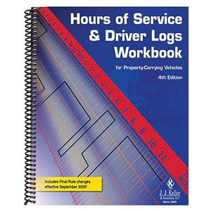 Hours of Service and Driver Logs Workbook, 4th Edition