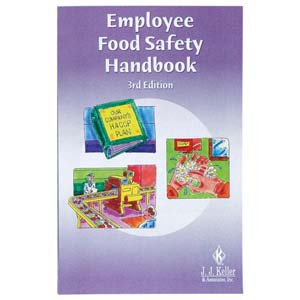 Employee Food Safety Handbook - 3rd Edition