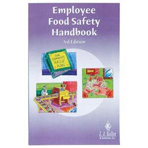 Employee Food Safety Handbook - 4th Edition