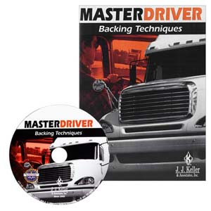 Master Driver: Backing Techniques - DVD Training