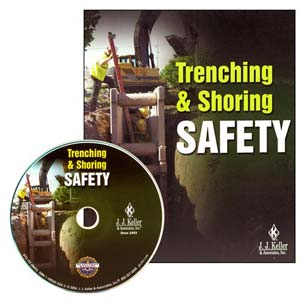 Trenching & Shoring Safety - DVD Training