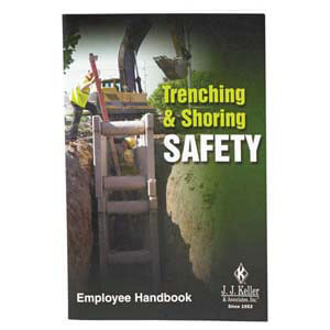 Trenching & Shoring Safety - Employee Handbooks