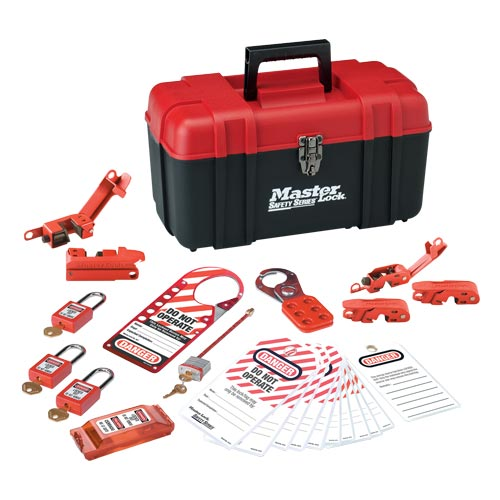 Personal Lockout/Tagout Kit (01794)