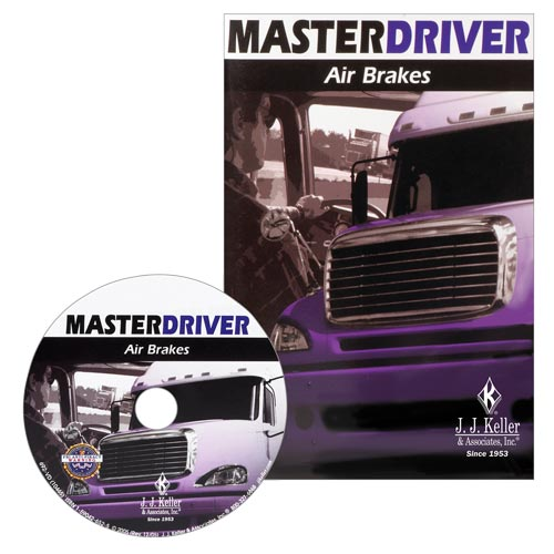 Master Driver: Air Brakes - DVD Training (01212)