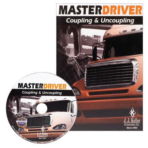 Master Driver: Coupling & Uncoupling - DVD Training (01218)