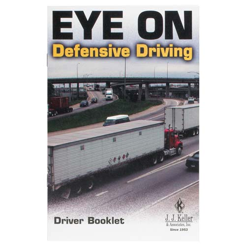 EYE ON Defensive Driving - Driver Booklet (00337)