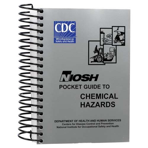 NIOSH Pocket Guide to Chemical Hazards - September 2010 Edition (01970)