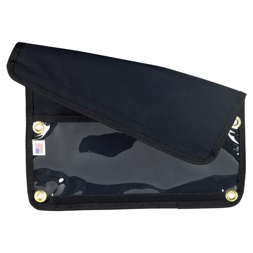 Trailer Door Pouch with Flap (00936)