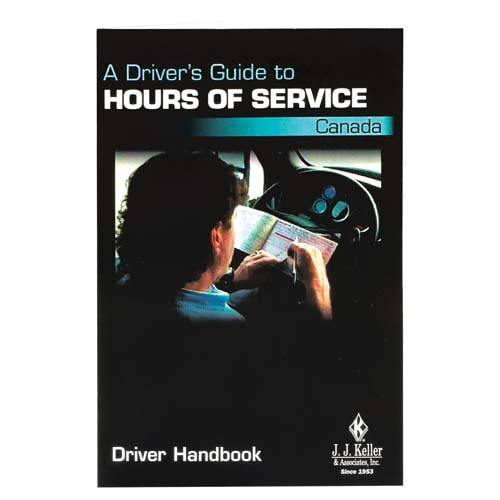 Hours of Service Canada: A Driver's Guide - Driver Handbook (01080)