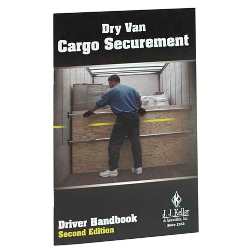 Dry Van Cargo Securement Training, Second Edition - Driver Handbook (00568)
