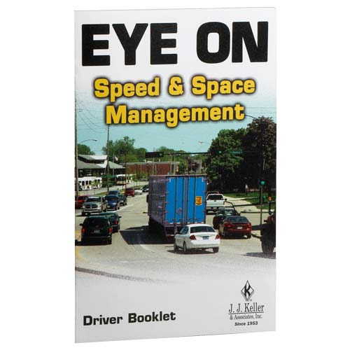 EYE ON Speed & Space Management - Driver Booklet (00359)