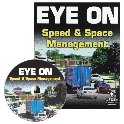 EYE ON Speed & Space Management - DVD Training (02715)