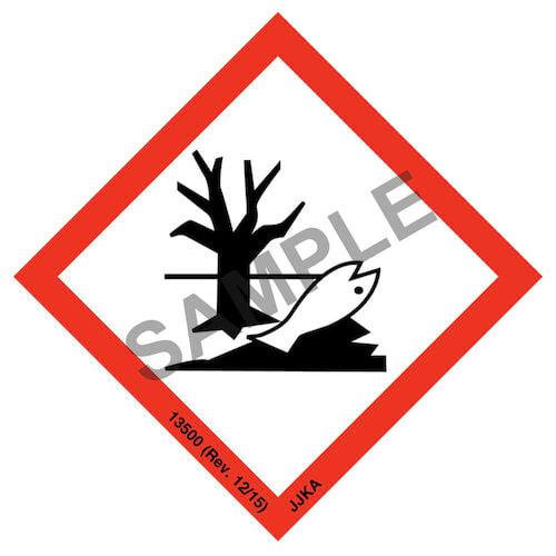 GHS Pictogram Labels - Environment (05795)