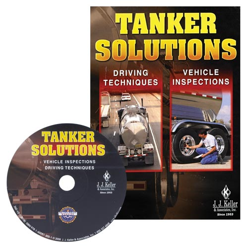Tanker Solutions Compilation - DVD Training (00882)