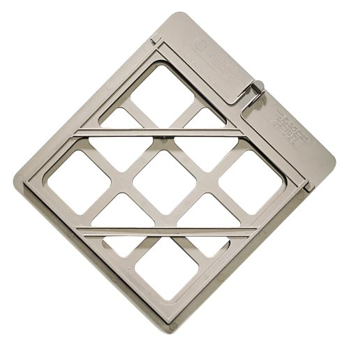 Polycarbonate Placard Holder (02258)