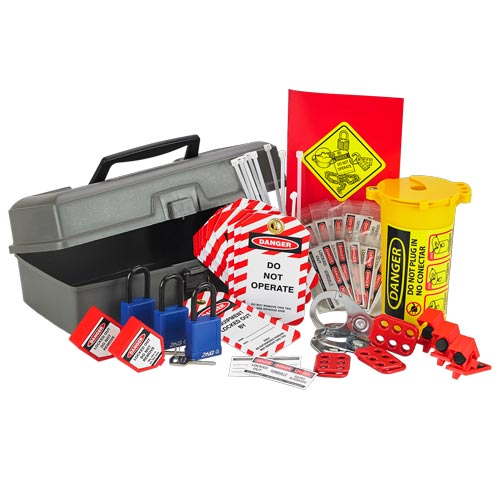 Lockout/Tagout Kit (01110)
