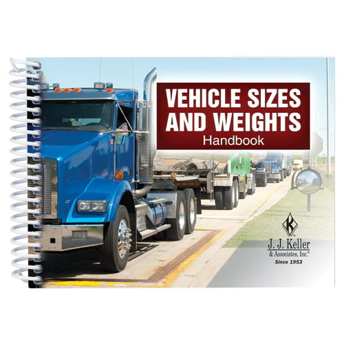 Vehicle Sizes and Weights Handbook (02170)
