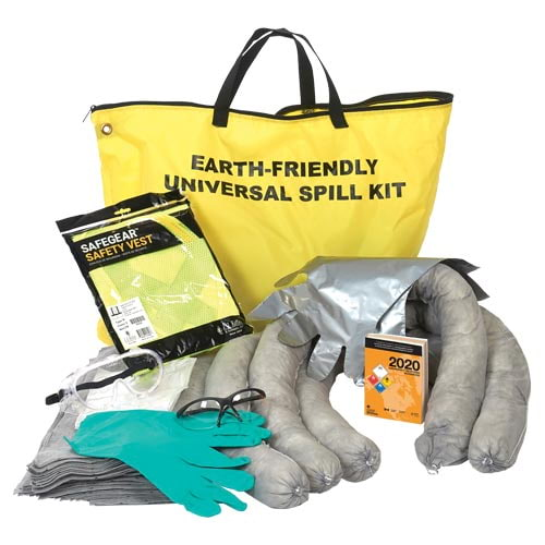 Earth-Friendly Deluxe Truck Spill Kit - Universal (01125)